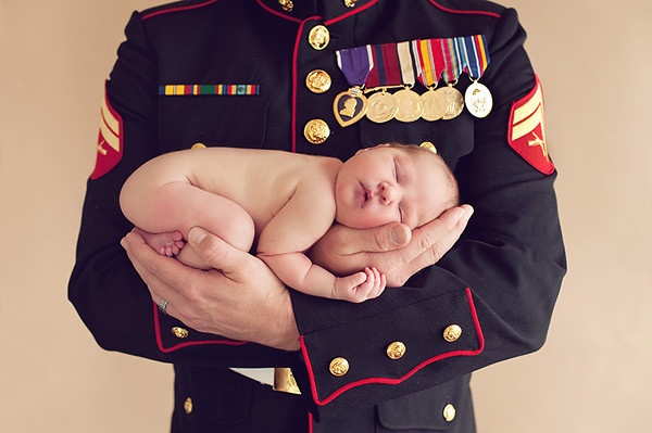 Love the uniform!Pictures Ideas, Dresses Blue Marines, Baby Pics, Marines Pictures, Infants Photos, Baby Photography, Marines Newborns Photos, Newborns Photography, Baby Photos