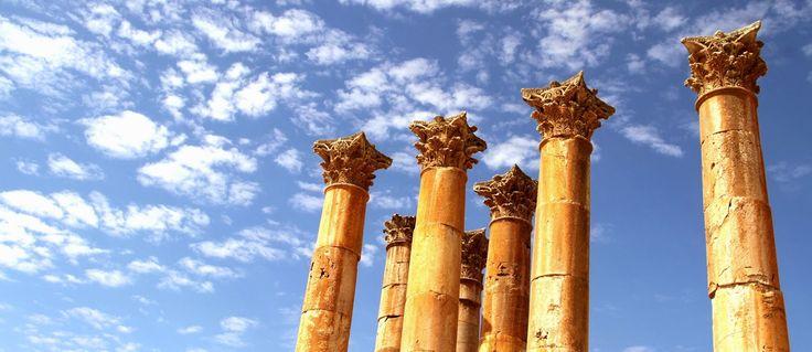 My lifestyle: Jordanienrundreise, Gerasa - City of Jerash