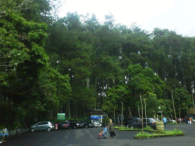 Bandung Tourism official website - things to do