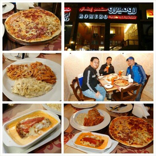 Romero Italian Restaurant King Khaled St Al Ahsa K S A Saudi Arabia