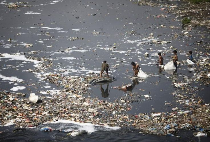 Polluted environments kill 1.7 million children a year: WHO   Reuters
