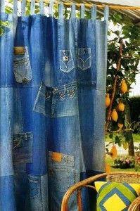más ideas para reciclar jeans