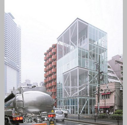 Kazuyo Sejima (SANAA): Shibaura House en Tokio - Arquitectura Viva · Architecture magazines