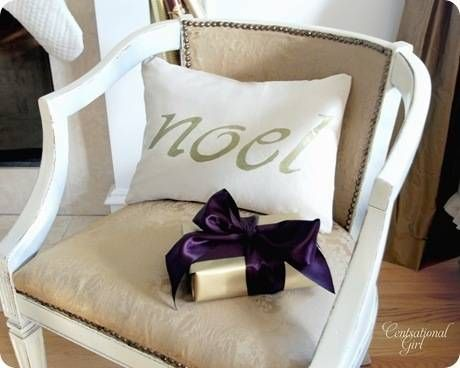 Simple Seasonal Pillow - You can use this same technique to create pillows with your child\u0027s name the date you were married or any sentimental word! & 165 best DIY Pillows images on Pinterest | Diy pillows Creative ... pillowsntoast.com