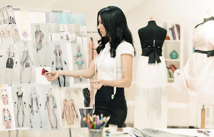How To Become A Fashion Designer A Beginner S Guide Career In Fashion Designing Fashion Design Classes Fashion Designer Studio