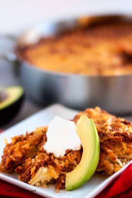 ... chile cilantro hash browns recipes dishmaps chile cilantro hash browns