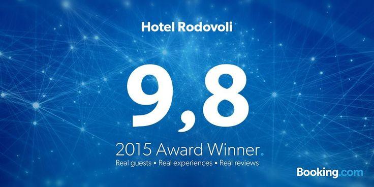 Δείτε τι λάβαμε μόλις από την @bookingcom #guestsloveus