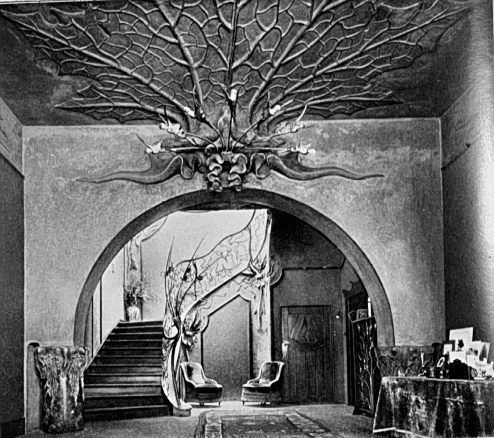 16 best images about art nouveau jugendstil munich on pinterest candlesticks cas and music. Black Bedroom Furniture Sets. Home Design Ideas
