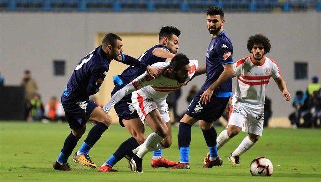 الزمالك ضد بيراميدز حكاية الـ 6 1 في تاريخ مواجهات الفريقين سبورت 360 مواجهة جديدة تجمع بين بيراميدز والزمالك في الدوري المصر Soccer Field Soccer Sports