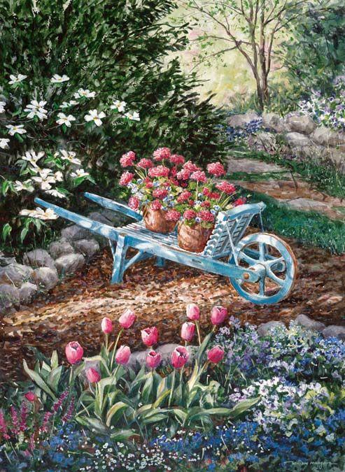 Garden Delivery - William Magnum