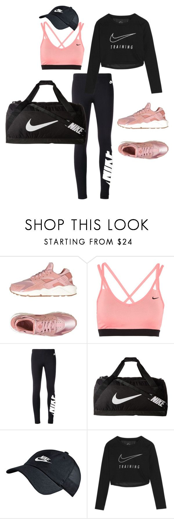 """Style 027"" by stefanieb05 on Polyvore featuring NIKE"