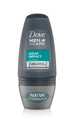 Aqua Impact Antiperspirantti Roll-on