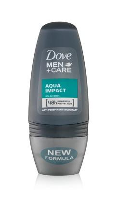 Aqua Impact Antiperspirantti Roll-on