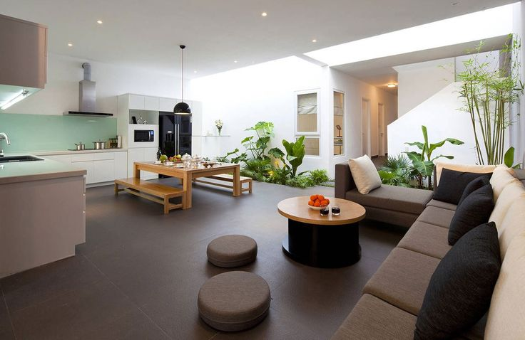 indoor garden design minimalist | Home Design Ideas