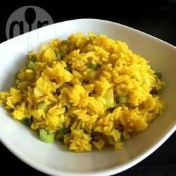 Arroz ao curry com passas @ allrecipes.com.br
