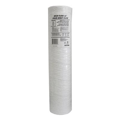 Rainfresh BC225 High Flow 20-In Sediment 25 Micron Filter Cartridge