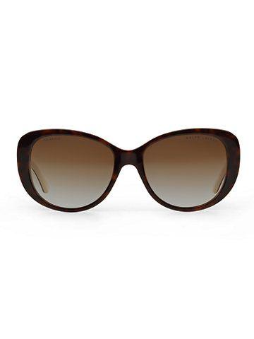 Grandes lunettes de soleil - Ralph Lauren France