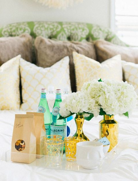 Acing Hospitality ||| 30 Things You Need To Do Before Houseguests Arrive