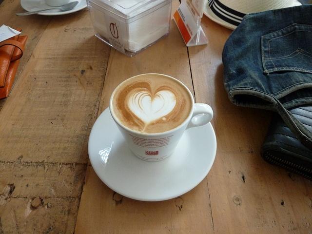 Best coffee in Seminyak - Anomali Cafe