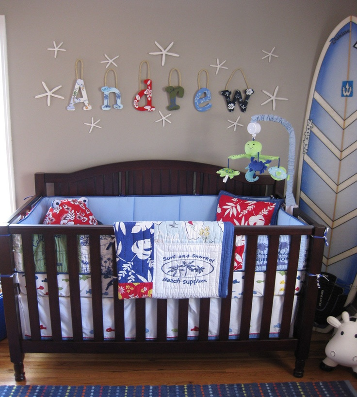 Hand Painted Nursery Wall Letters M2m Pottery Barn Kids