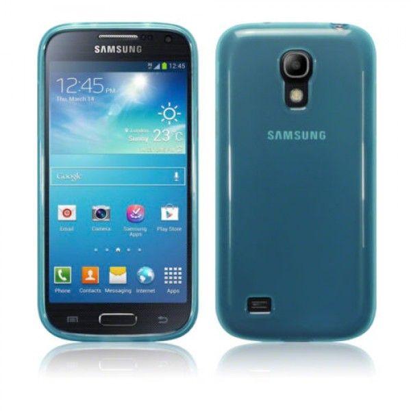 Terrapin Θήκη Gel (118-002-345) Ημιδιαφανές Μπλε (Galaxy S4 mini) - myThiki.gr - Θήκες Κινητών-Αξεσουάρ για Smartphones και Tablets - Gel Ημιδιαφανές Μπλε - Terrapin