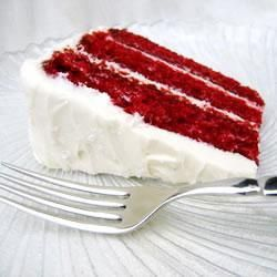 Red Velvet Cake dutch - to die for!