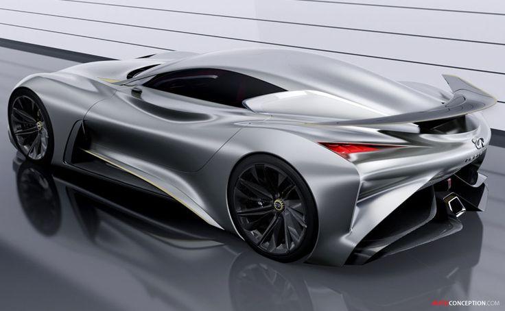 Infiniti Concept Vision GT for Gran Turismo 6
