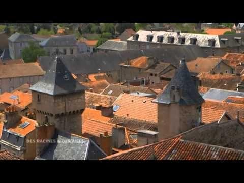 Sur les chemins de l'Aveyron – (partie 1/6) - YouTube