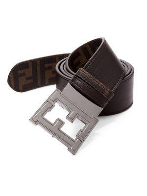 FENDI Colorado Zucca Reversible Belt. #fendi #belt
