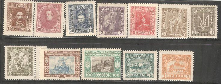 Russia Collections Stamps