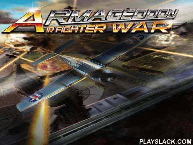 Air Fighter War: Armageddon  Android Game - playslack.com , Fly an immoderate contemporary fight plane with strong ammunitions. ruin object and air targets. Fly over location, ocean, municipality roads, and other areas of this Android game. aviator your fighter, dodge foe fire and ruining  everything in your way. Use autoloading artilleries, rockets, and other ammunitions. overpower enormous flying masters. Get awards for finishing  quests and purchase brand-new planes, each with exclusive…