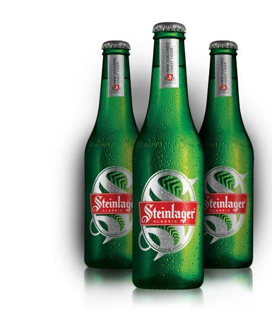 Steinlager, New Zealand beer