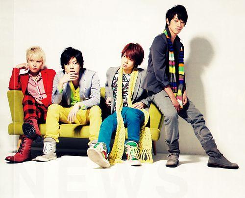 Colorful Jpop boyband