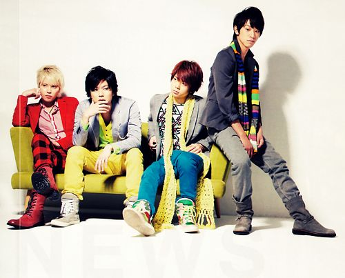 Colorful Jpop boyband