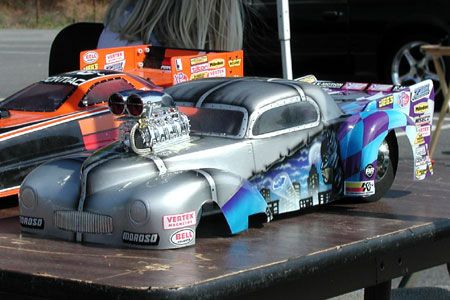 RC Drag and Boat Racing Scale Dragster | R/C models - Rc ...