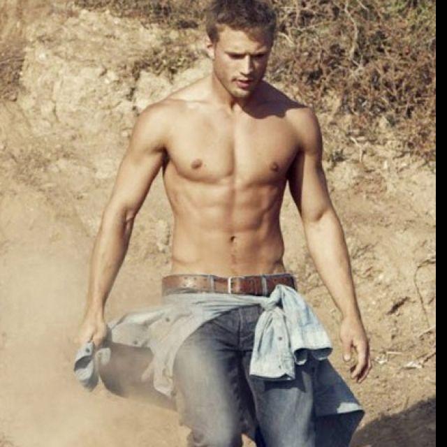 #man #desert #hot #sexy