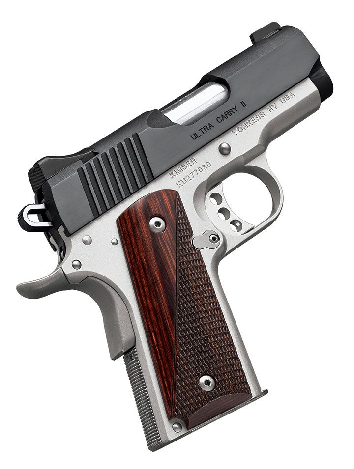 Kimber 1911 Ultra Carry II Two Tone 45 ACP Pistol