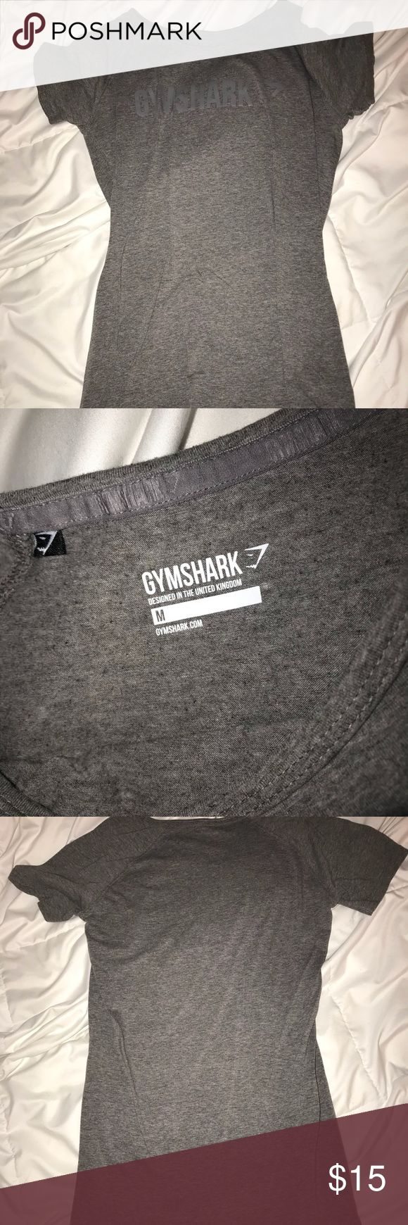 Gymshark Short Sleeve Shirt This is just a normal Gymshark T-shirt! Gymshark Tops Tees - Short Sleeve