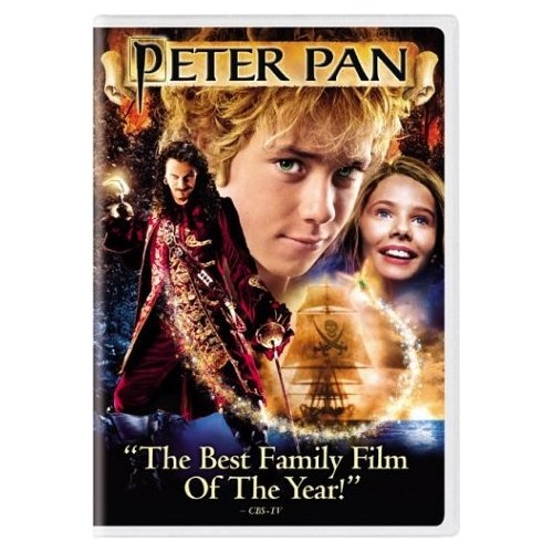 Peter Pan - The best Peter Pan movie ever made.