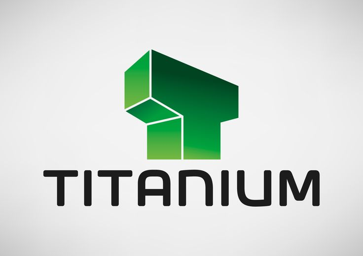 Diseño de marca Titanium