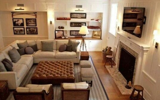online store c8fb6 af719 like the big couch, ottoman in the middle and extra single ...