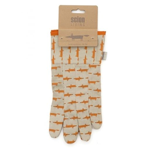 Scion Living Mr Fox Gardening Gloves