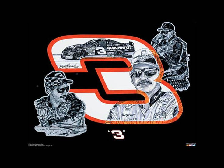 Dale Earnhardt | Lucky Dog: Remembering a NASCAR legend: Dale Earnhardt
