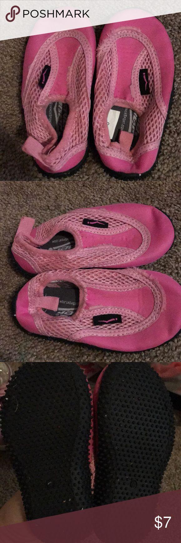 Toddler girl water shoes Toddler pink water shoes wave runner Shoes Water Shoes