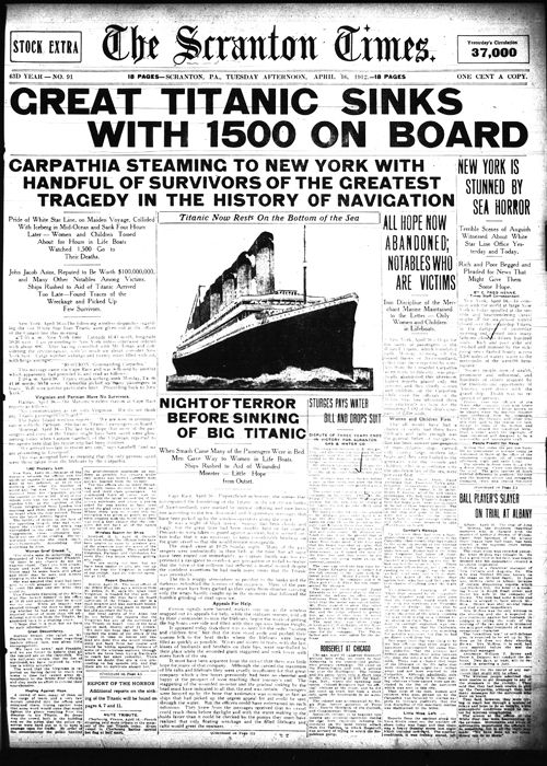 Titanic Summary