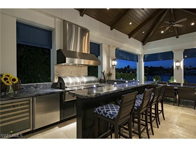48 Best Outdoor Living Areas Images On Pinterest Outdoor Living Interesting Kitchen Remodeling Naples Fl Exterior