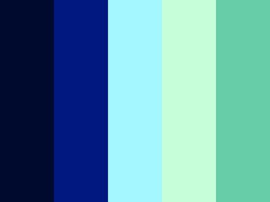 Minty mosaic by katch ja mint green light blue cyan patterns colors pinterest green - Light blue and mint green ...