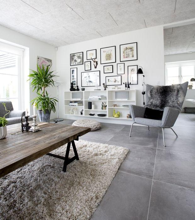 Boliggalleri med smuk bolig ved Århus Bugt | Mad & Bolig