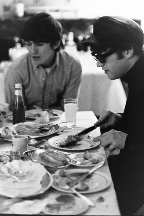 Ringo Starr's Lost Beatles Photo Album Pictures - Morning in America | Rolling Stone