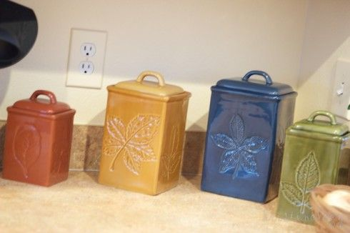 1000 Images About Canisters On Pinterest Ceramics Home